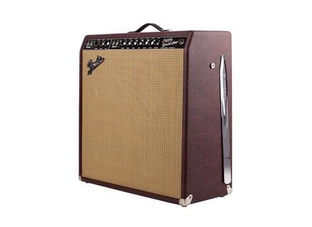 Fender '65 Super Reverb Burgundy Wheat