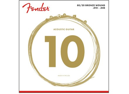 Fender 80/20 Bronze Acoustic