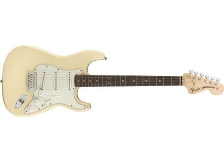 Fender Albert Hammond Jr. Stratocaster