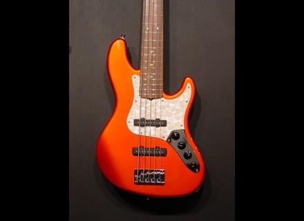Fender American Deluxe Jazz Bass V [2002-2003]