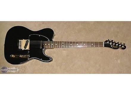 Fender Black & Gold Telecaster