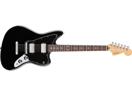 Fender Blacktop Jaguar HH