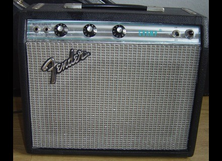 "Fender Champ ""Silverface"" [1968-1982]"
