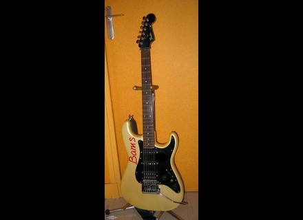 Fender Contemporary Stratocaster Deluxe