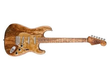 Fender Cuervo X Fender Agave Stratocaster