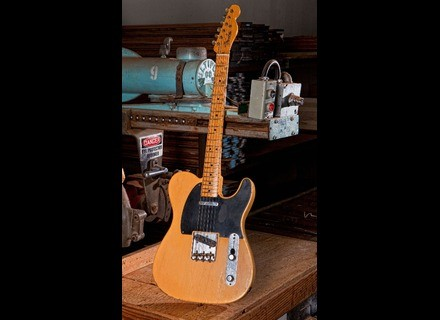 Fender Custom Shop 2012 '51 Relic Nocaster