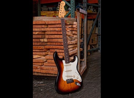 Fender Custom Shop 2012 Closet Classic Stratocaster Pro