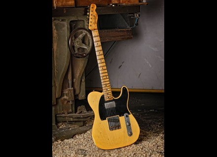 Fender Custom Shop '52 Relic Telecaster