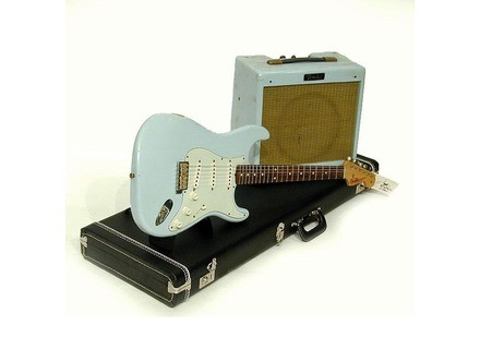 Fender Custom Shop '59 Stratocaster & Pro Junior