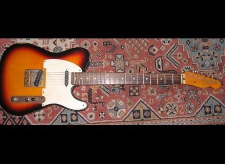 Fender Custom Shop '60 Relic Telecaster