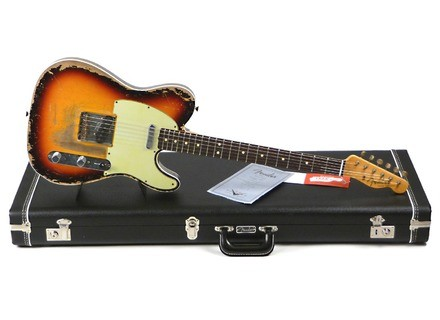 Fender Custom Shop '63 Heavy Relic Telecaster