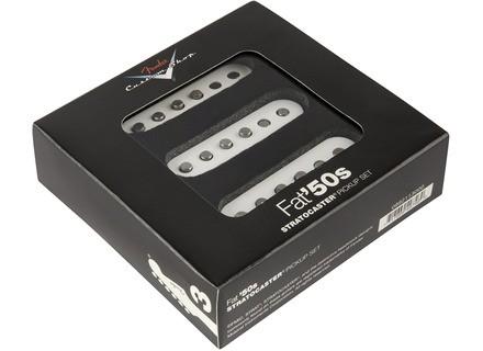 Fender Custom Shop Fat '50s Stratocaster Pickups