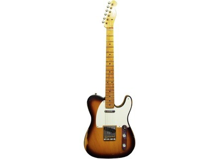 Fender Custom Shop Master Built '57 Relic Telecaster (by Yuri Shishkov)