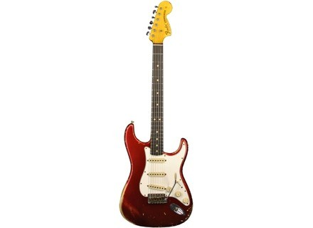 Fender Custom Shop Muzikmesse 2012 '68 Heavy Relic Stratocaster