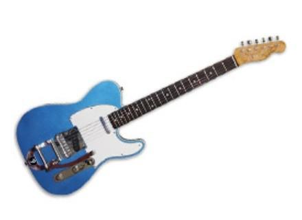Fender Custom Shop NAMM 2012 '62 Telecaster w/ Bigsby
