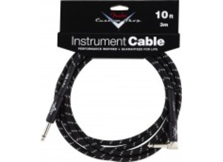 Fender Custom Shop Performance Series Cable Angled