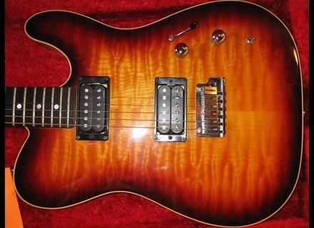 Fender Custom Shop Set Neck Telecaster