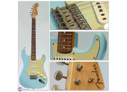 Fender Custom Shop Time Machine '60 Relic Stratocaster