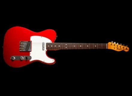 Fender Custom Shop Time Machine '67 Relic Telecaster