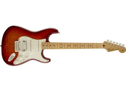 Fender Deluxe Stratocaster HSS Plus Top w/ iOS Connectivity