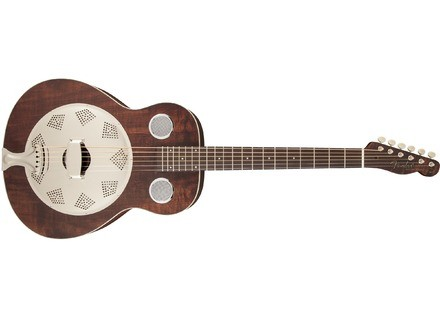 Fender Derby Brown Resonator
