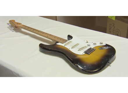 "Fender Eric Clapton ""Brownie"" Tribute Stratocaste"