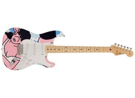 Fender FACE Stratocaster
