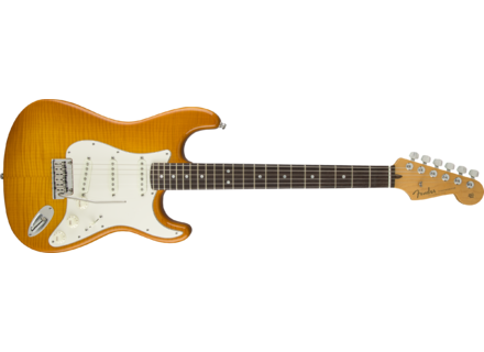 Fender Flame Maple Top American Custom Stratocaster