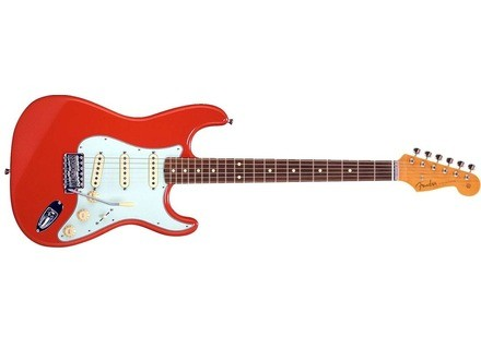 Fender FSR Classic '60s Stratocaster Fiesta Red