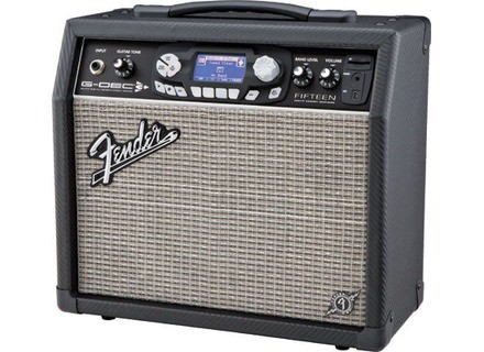 Fender G-DEC 3 Fifteen