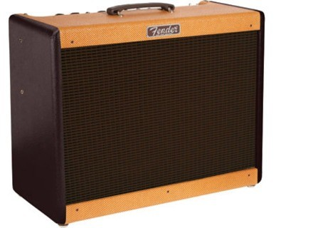 Fender Hot Rod Deluxe III - Chocolate Tweed Limited Edition 2012