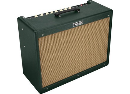 Fender Hot Rod Deluxe III - Emerald Isle Limited Edition 2012