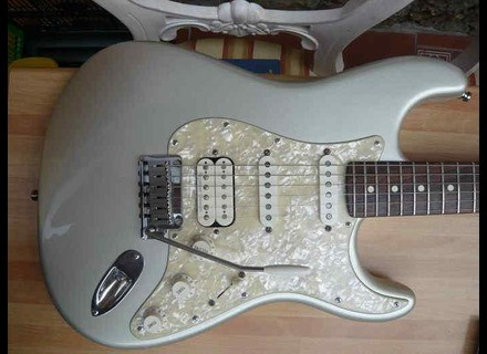 Fender Hot Rodded American Fat Strat Texas Special