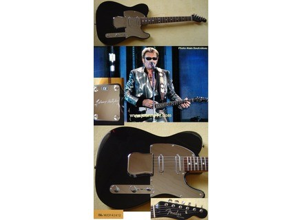 Fender Johnny Hallyday Telecaster