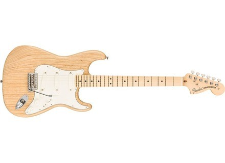 Fender Limited Edition Raw Ash Stratocaster