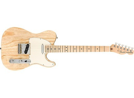 Fender Limited Edition Raw Ash Telecaster