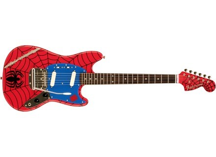 Fender MG Spider-Man