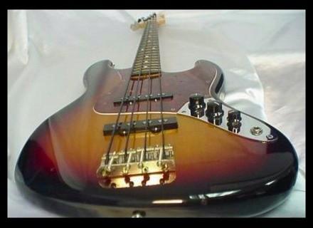 Fender Artist Jazz Bass