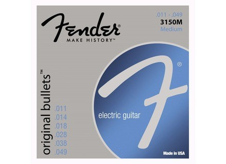 Fender Original Bullets Pure Nickel