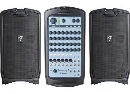 Fender Passport 500 Pro