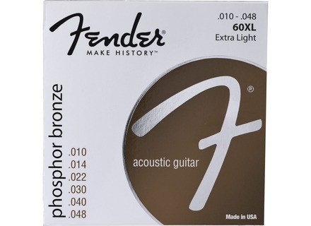 Fender Phosphor Bronze