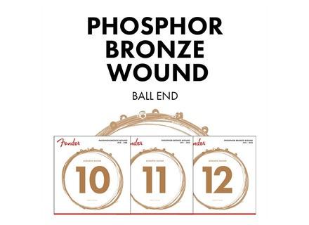 Fender Phosphor Bronze