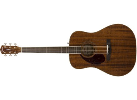 Fender PM-1 Dreadnought All-Mahogany LH