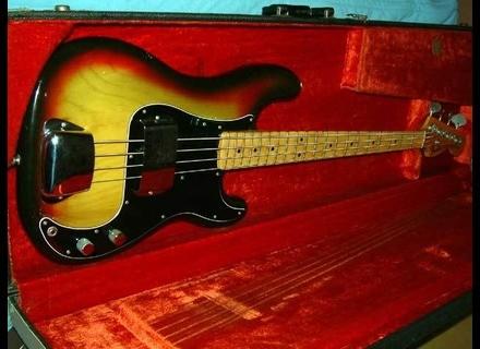 Fender Precision Bass (1976)