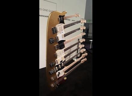 Fender Prestige 9-Neck Guitar