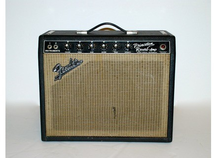 "Fender Princeton Reverb ""Blackface"" [1964-1967]"