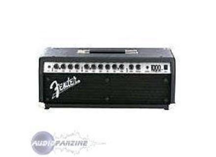 Fender Roc Pro