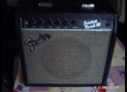 Fender Sidekick Reverb 20