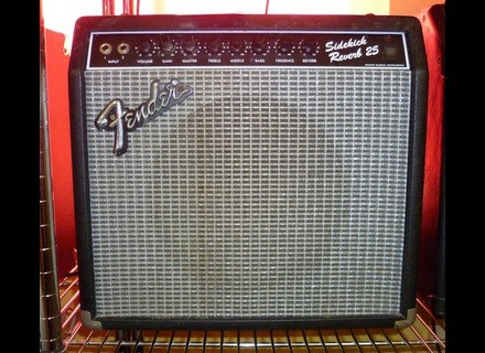 Fender Sidekick Reverb 25