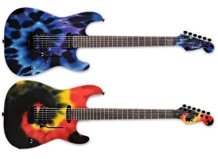 Fender Special Edition Tie-Dye Strat HS